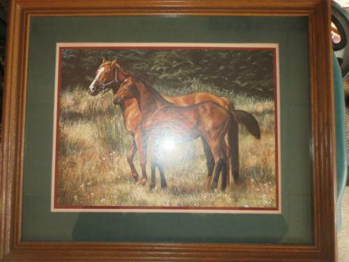 Home Interior Horse Pictures Ebay