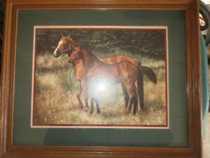 home interior horse pictures
