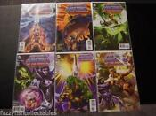 Masters of The Universe Comic Lot