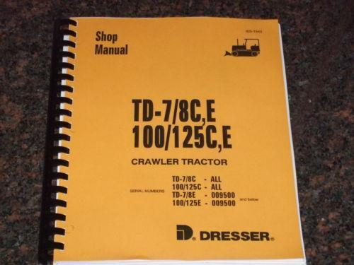 Dresser Td7 Business Amp Industrial Ebay
