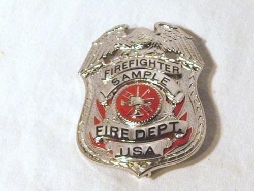 Firefighter Badge Ebay