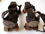 Antique Roller Skates