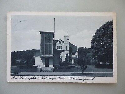 Ansichtskarte Bad Rothenfelde i. Teutoburger Wald Wittekindsprudel  (Nr.617)