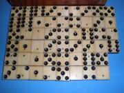 Vintage Ivory Dominoes