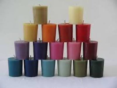 Soy Wax Votive - Votive Candles-100% Natural Soy Wax