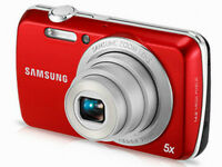 like new Digital Camera appreil photo 14.2 mp rouge red samsung