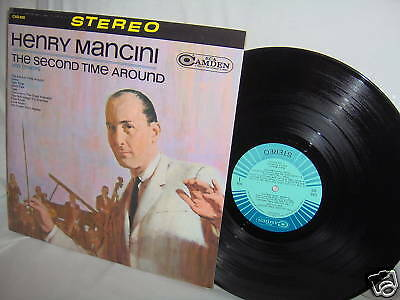 HENRY MANCINI-THE SECOND TIME AROUND ez LP