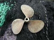 Antique Boat Propeller