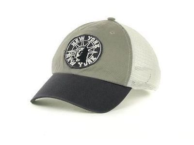 New York NY Stretch Fit Statue of Liberty Mesh Back Fitted Hat Cap '47 Brand S/M - Statue Of Liberty Hats