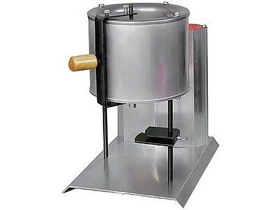 New LEE Lead 4-20 Melting Pot Furnace Melter 110 volts 20 pounds + LADLE + INGOT