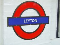 LEYTON Large one bed flat