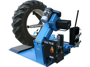 ATLAS - TTC306 Super Duty Truck Tire Changer 3PH - CLENTEC London Ontario image 2