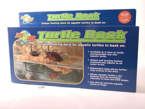 Turtle Basking Dock Reptile Supplies Ebay