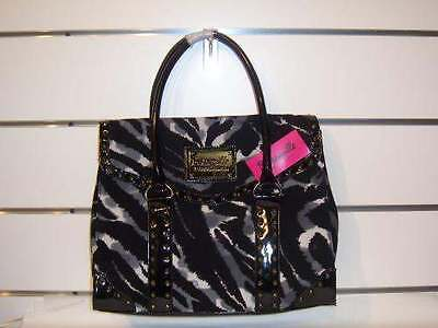 Flap Tote Handbag - Betseyville Grey   Flap  Tote  Handbag  NWT  Cat's Meow