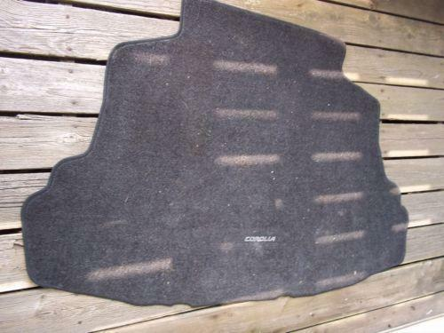 toyota corolla cargo mat ebay. Black Bedroom Furniture Sets. Home Design Ideas