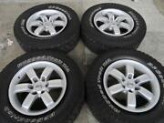 Nissan Armada Tires