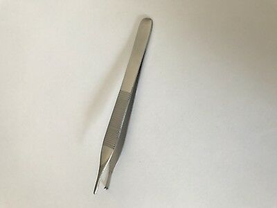 2 Adson Forceps Surgical Veterinary Dental Instruments
