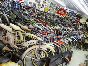 Do you have any old bicycles or parts you want to sell?