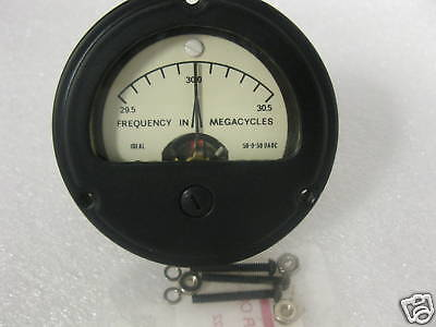 Megacycles Electrical Frequency Meter -  Pn 7423363p1