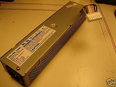 Voltek Power Supply 5 Volt 3.7 A 12 V 0.6a