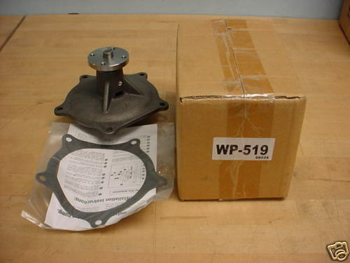 Water Pump Chrysler New Yorker/Imperial/300/Windsor 392 HEMI 1957 1958