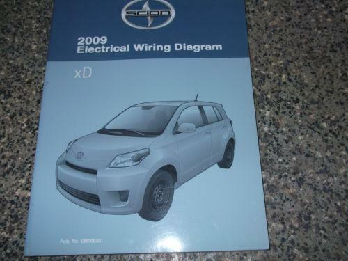 scion repair manual