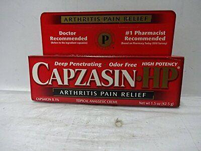 -HP Topical Analgesic BEST for Arthritis & Nerve Based Pain 1.5oz
