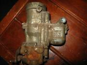 Ford 1 Barrel Carb