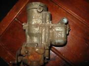 Ford 1 Barrel Carb
