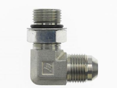 6801-08-08 Hydraulic Fitting 12 Male Jic Swivel X 12 Male O-ring 90 C5515