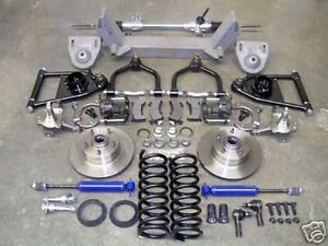 Wanted 1964-1970 ford mustang 2 suspension &4 link real end kit