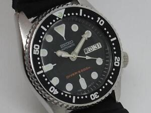 seiko divers watch used mens watches seiko divers