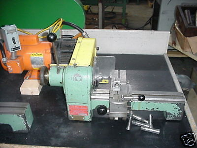 Derbyshire Model A Precision Bench Model Lathe -1 Phase