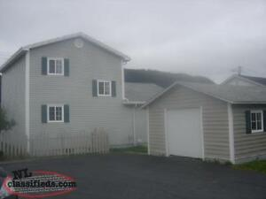 For Rent Close to Long Harbour and Argentia and CNA