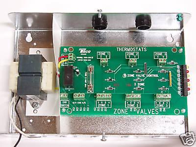 Taco 3-Zone Controller ZVC-403
