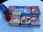 Harry Potter Books Full Set