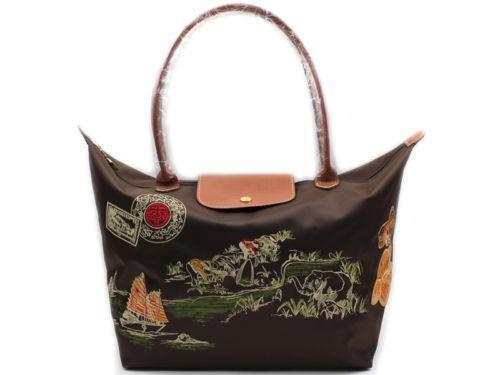 Longchamp Handbags Amp Purses Ebay
