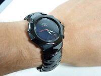 LOST - Black Oakley watch