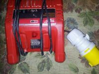 Milwaukee M18 Charger 110 volt classic line brand new