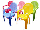 Unbranded Plastic Chairs and Tables for Children