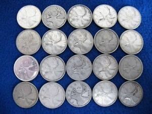 Canadian Quarters