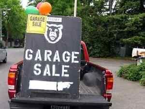 Another Garage Sale Next Weekend Thanks to Everyone that came ou