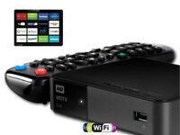 WD TV Live 1080p HD Media Player, Ethernet, Optical, Wifi