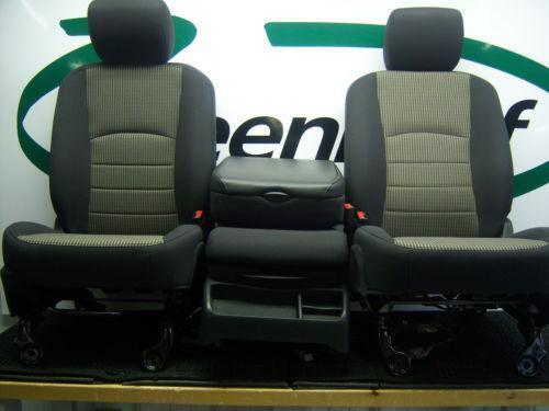 2011 Dodge RAM Seats | eBay