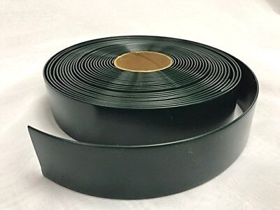 """For sale 2""""x20' Ft Vinyl Patio Lawn Furniture Repair Strap Strapping - Forest Green"""