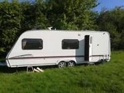 6 Berth Touring Caravan