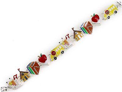 Recognition Gifts (4030024 Teacher Appreciation Bracelet Year End School Gift Present)
