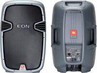 Soundcraft EFX8 + 2 x JBL Eon 315 Powered Speakers