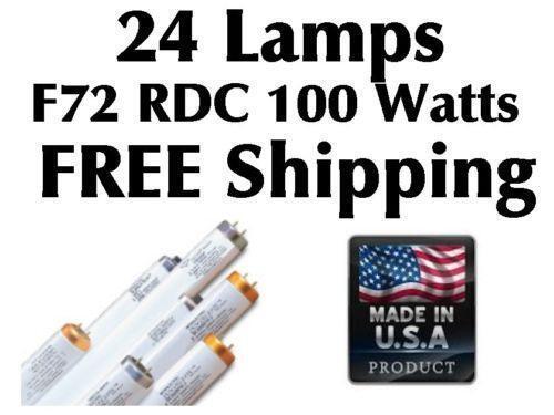 Tanning Bed Bulbs F72 Ebay