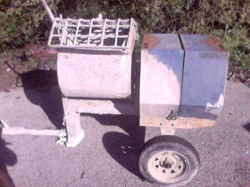 Honda Rapid City >> Used Mortar Mixer | eBay
